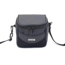 Waterproof Black Camera Soft Bag Portable Video Photo Camera Case for Micro Camera Nikon Canon Sony Pentax Fuji