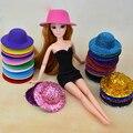15 стилей кукла головные уборы аксессуары для 1/6 барби Kurhn кукла подарок новый 2016 игрушки для девочек
