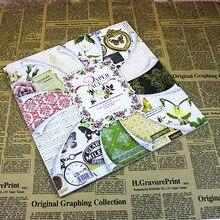 ENOGREETING Бабочка Цветочный дизайн Скрапбукинг Бумажные Листы набор ручной работы papercrfat 12 дюймов 1 книга
