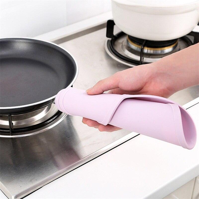 Non Slip D Isolation Thermique A Manger Tapis De Table En Forme De