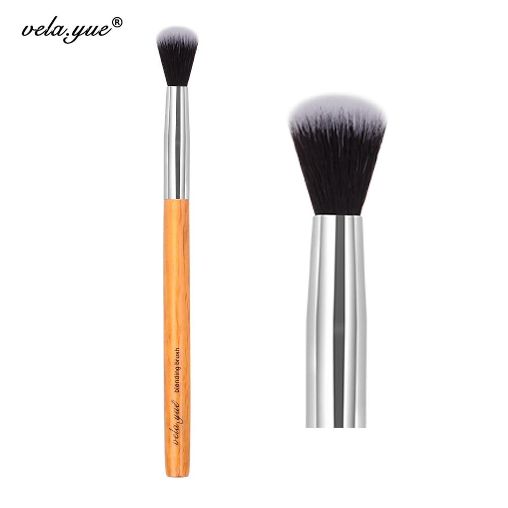 vela.yue Коническая кисточка для макияжа Синтетический макияж для глаз