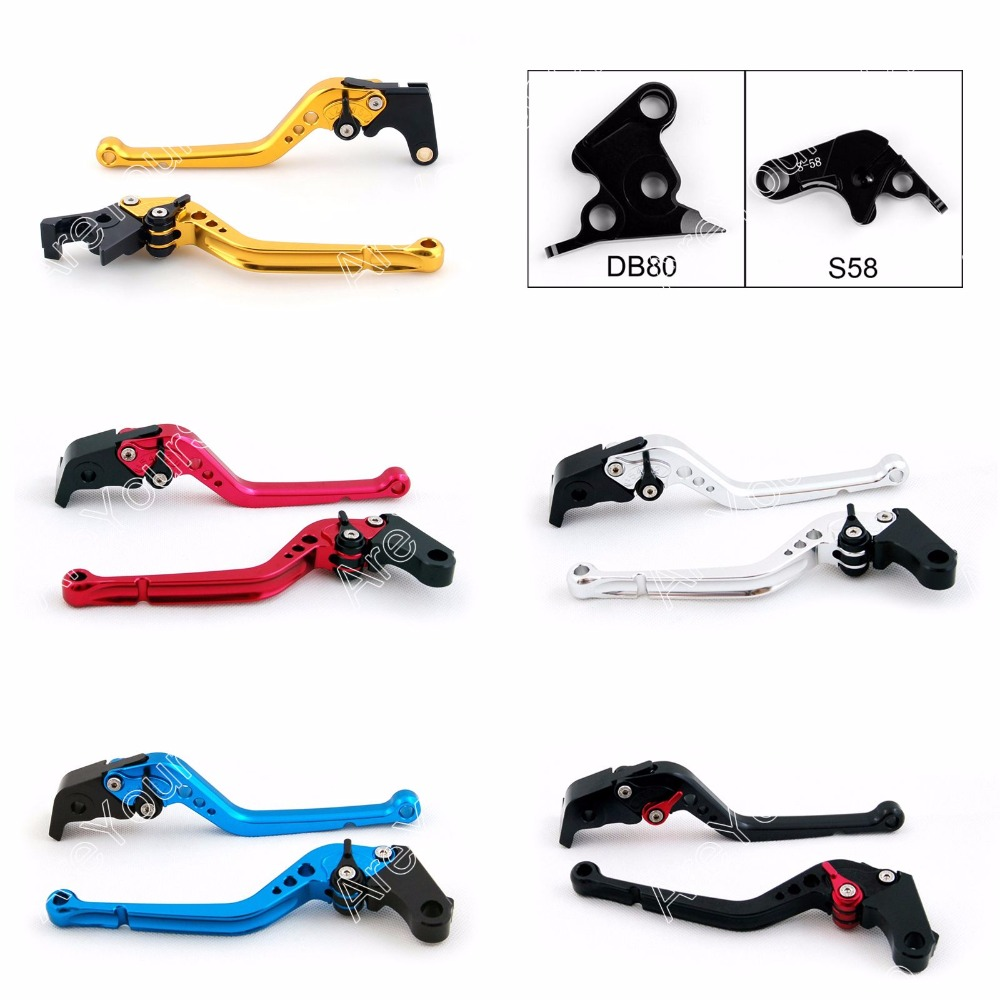 Areyourshop for Aprilia Motorcycle Adjustable Brake Clutch Levers for Aprilia TUONO V4R/Factory 2011-2016 for aprilia tuono v4r 2011 2016 new deaign cnc motorcycle adjustable brake clutch levers labor saving right angled lever