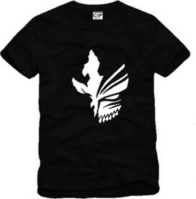 Lejía Anime inspirado ICHIGO máscara T-Shirt... tamaños hasta 5xl nuevo divertido T camisas Tops camiseta nueva camisetas divertidas Unisex freeshipping