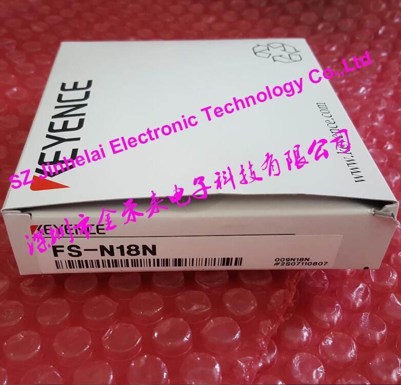 New and original FS-N18N KEYENCE Optical fiber amplifier недорго, оригинальная цена