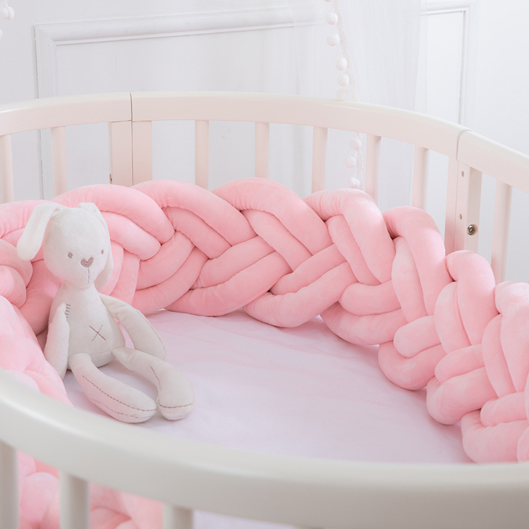 Nordic-Baby-Bed-Bumper-Kids-Bed-Crib-Bumpers-Infant-Knotted-Braid-Protector-Baby-Bedding-Set-Cuna-Para--Baby-Decoration-Room-010