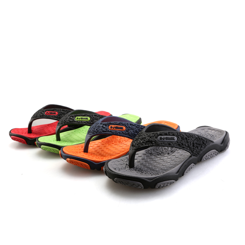 f8707dd688759a Samool Mens Flip Flops Summer Men s New Style Rubber Soft Shoes Outdoor  Beach Men Sandals Massage Men Footwear Beach Shoes OX58-in Men s Sandals  from Shoes ...