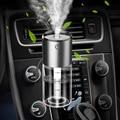 12V Auto Perfume Clip purificador Aroma aromaterapia difusor coche aire humidificador ambientador 2USB carga por encendedor rápido