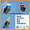3.2*2.2 m Mauli, Linha De Roupa do natal do Pinguim, mostrar inflável fábrica de pipa de Weifang kite kaixuan