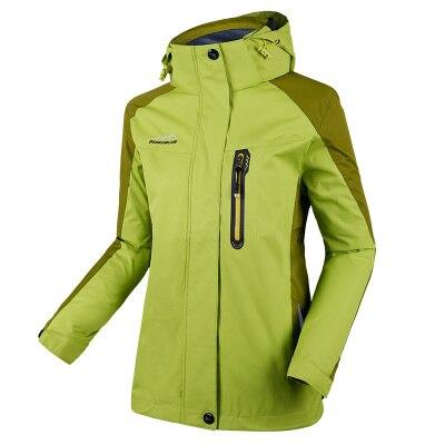 ФОТО Women Jacket Windbreaker Quick Dry Windstopper Jacket Waterproof Girls Women Coat Softshell Jacket Oversize Women Coat