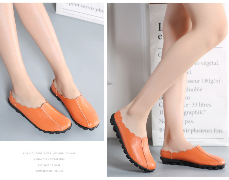 LL 982 Spring Autumn Women Loafers-8