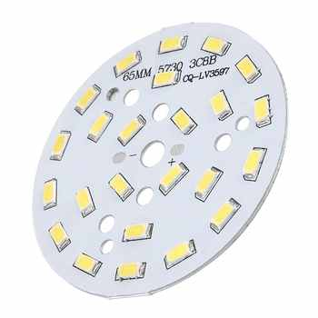 12W Pure White LED SMD 5730 LED Light Downlight Plate LED Ceiling Lamp Board LED Chip Module Aluminum Board