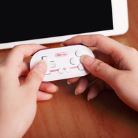 Mini Portable 8Bitdo ZERO Bluetooth Gamepad Wireless Game Controller Shutter For Android IOS Mac Windows OS