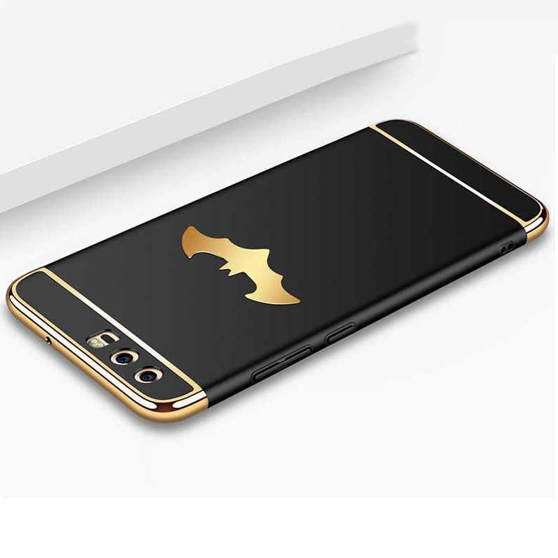 Huawei P9 Lite P10 Plus Coque TPU Matte պաշտպանիչ կոշտ - Բջջային հեռախոսի պարագաներ և պահեստամասեր - Լուսանկար 4