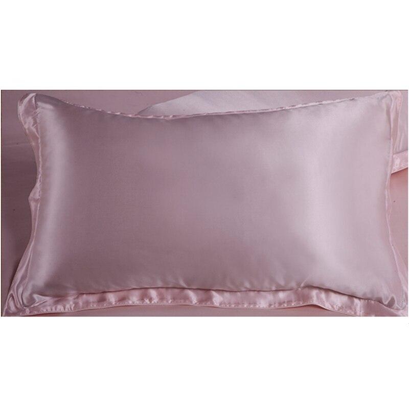 الحرير الفراش مجموعة 3 قطع 19 ملليمتر سلس جديد 100% التوت الحرير لحاف غطاء أكسفورد المخدة متعدد الألوان متعددة حجم ls030019006-في مجموعات الفراش من المنزل والحديقة على  مجموعة 2