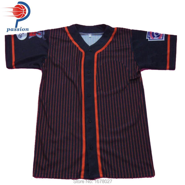 huge discount f47cc e44a6 Wholesale custom sublimated softball jersey polyester baseball uniforms-in  Baseball Jerseys from Sports & Entertainment on Aliexpress.com | Alibaba ...