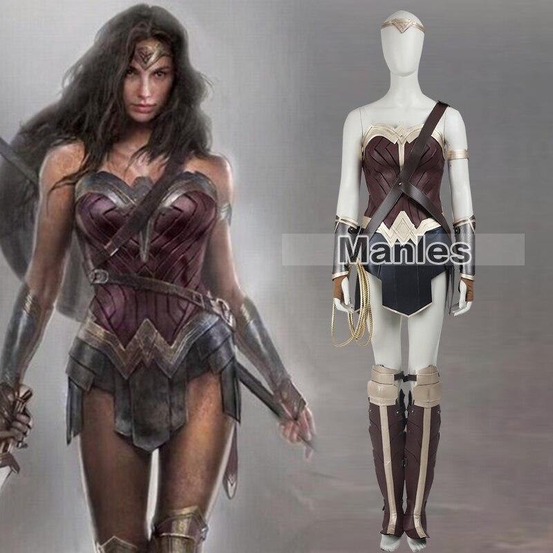 Wonder Kvinde Tøj 2016