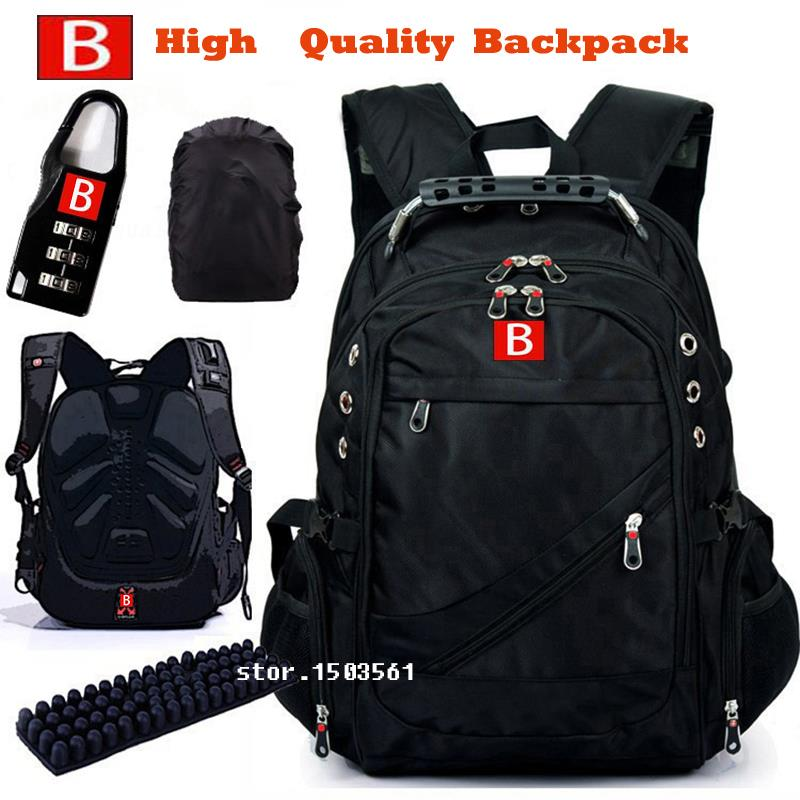 2015 New Swissgear Backpack Men Travel Bags Women Female Tigernu ...