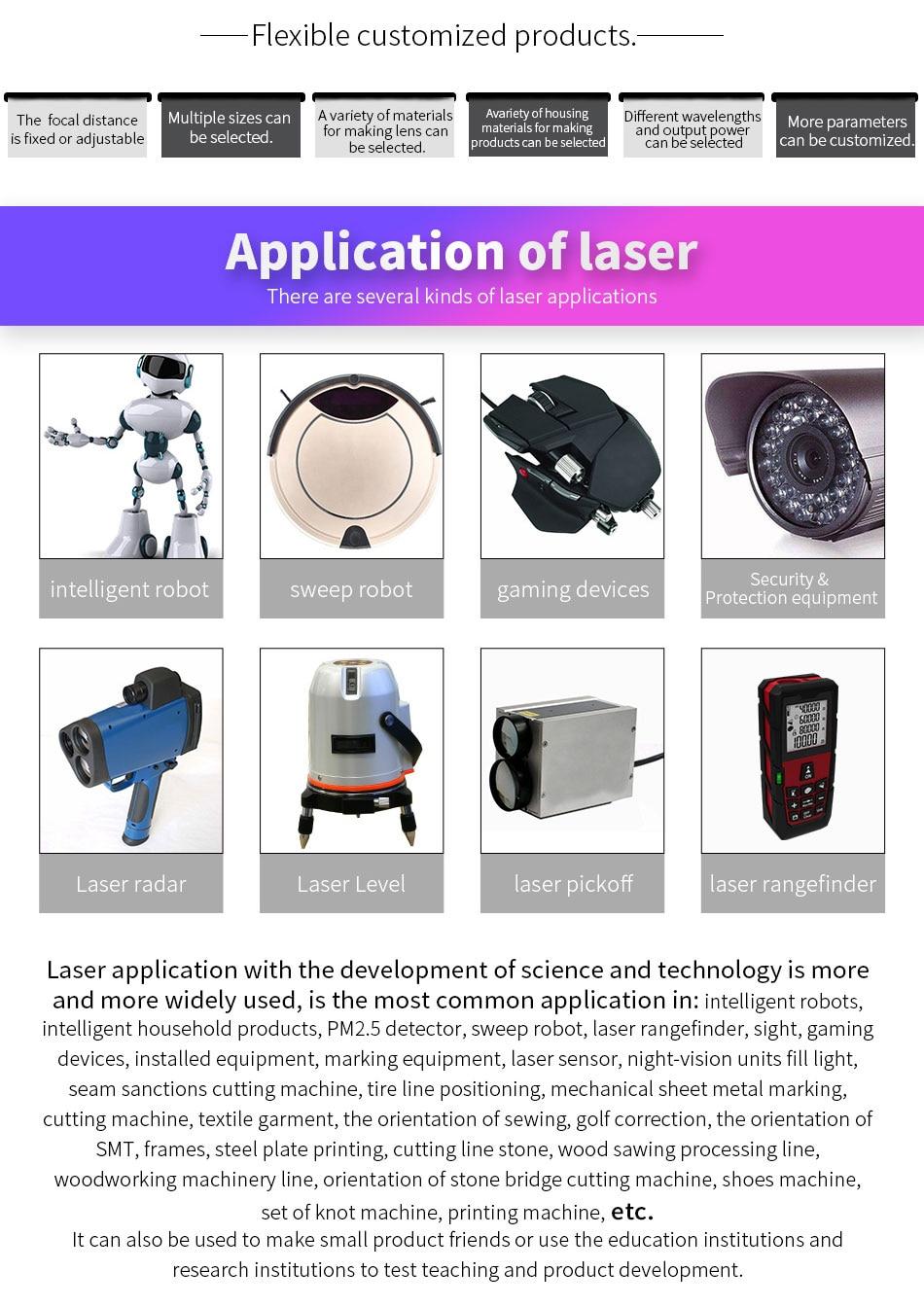IR laser infravermelho linha largura cruz ajdustable