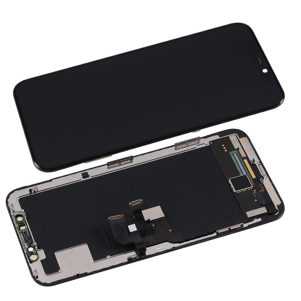 Sinbeda AAA AMOLED Panneau LCD Pour iPhone X XS XR XS MAX LCD Affichage Tactile Assemblée D'écran Digitizer Pour iPhone X XR XS MAX LCD