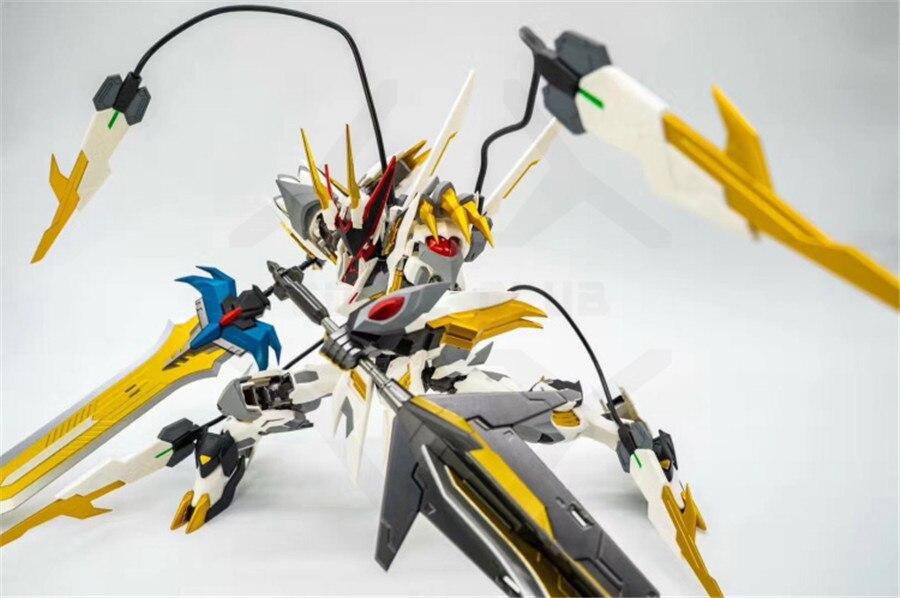 نادي الهزلي في المخزن metalmyth mm01 mb metalbuild Barbatos ryuoumaru سبائك عمل روبوت الشكل لعبة-في شخصيات دمى وحركة من الألعاب والهوايات على  مجموعة 3