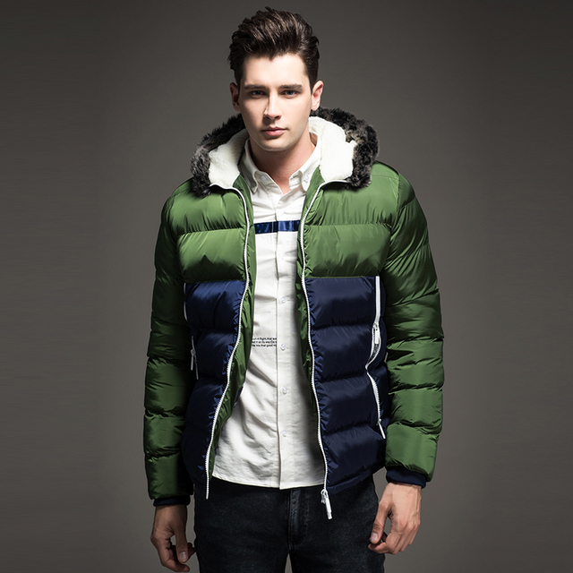 2016 winter duck  men down parka feather  men down jacket warm men winter coat north  quilted jacket brand men clothes