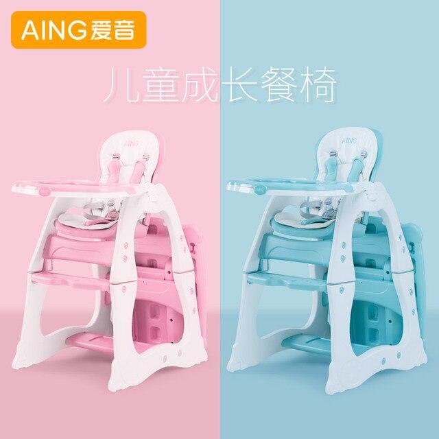 Kinderstoel Tafel Stoel.Aing Aiyinduo Split Baby Baby Stoel Functie Tafel Kinderen Leren
