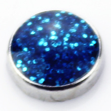 2016 Newest glitter December Zircon birthstones floating charms for living memory lockets free shipping