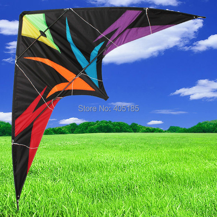 Outdoor Fun Sports assassin stunt Power Kite Flying Free Shipping