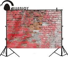 Allenjoy images backdrop crimson portray brick wall classic background photograph prop photographic equipment photograph studio