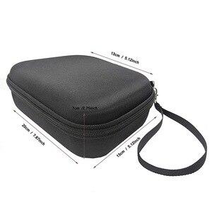 Image 5 - Estojo rígido eva para viagem, bolsa portátil para carregamento para xbox one/xbox one s/xbox one x 360 controlador com malha de bolso cabe plug