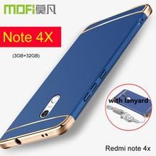 Xiaomi redmi note 4X cas couverture Xiaomi redmi note4X 64 gb fundas 5.5 «Xiaomi redmi note X4 capa 32 gb xiaomi redmi note 4x cas