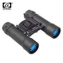 APEXEL Portable Compact Mini Pocket 10X25 Binoculars Telesco