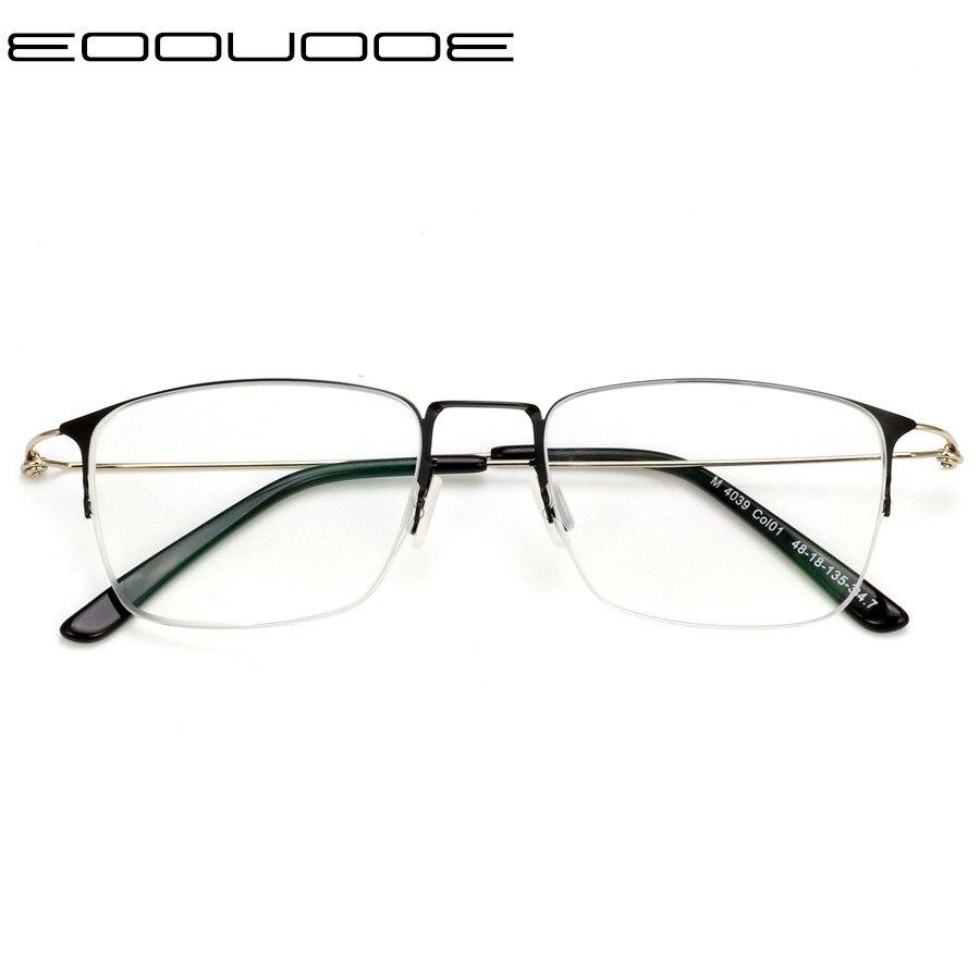 Titanium Glasses Frame Women Prescription Eyeglass Frames For Optical Lenses Myopia and Reading Oculos de Grau