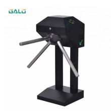 Smart RFID Semi-Automatic Access Control System Vertical Tripod Turnstile