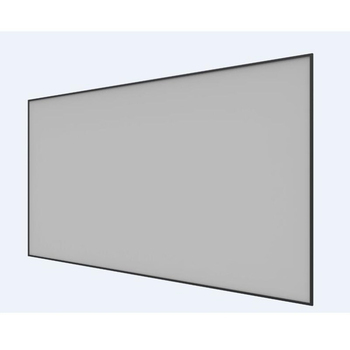 F2UALR 2.35:1 UltraWide 4K 3D Anti-Light Rejection Black Crystal Ultra Thin Fixed Frame Projector Screen for Normal projectors фото