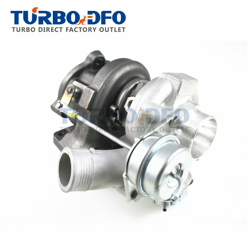 TD04L complete turbo charger 49377-06213 / 49377-06212 for Volvo-PKW XC70 XC90 2.5 T B5254T2 154 Kw - 210 HP 2003-2009 8603226