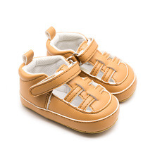 0 To1 Year Old Toddler Baby Shoes First Walkers for Baby Boy Shoes Moccasins Beige White Gray Spring / Autumn Drop Shipping