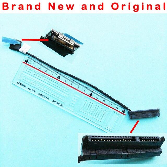 新しい HDD CLS 17 ワイヤーケーブル Hp パビリオン DV7 7000 DV6 7000 SATA 50.4su17.021 PC 2ND ハードドライブディスクインタフェース HDD コネクタ