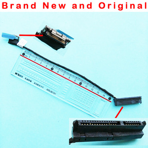 Image 1 - New HDD CLS 17 Wire Cable For HP Pavilion DV7 7000 DV6 7000 SATA 50.4su17.021 PC 2ND Hard Drive Disk Interface HDD Connector