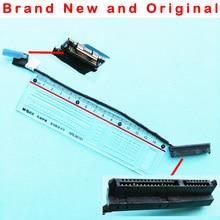 Novo cabo de fio hdd cls 17 para hp pavilion DV7 7000 DV6 7000 sata 50.4su17.021 pc 2nd disco rígido interface conector hdd