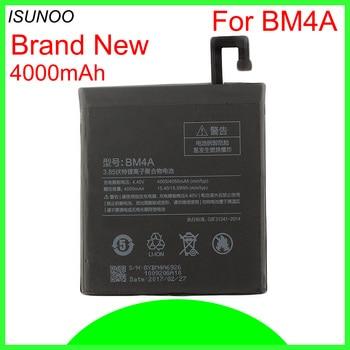 ISUNOO 10pcs/lot BM4A 4000mAh Battery For Xiaomi Redmi Pro Battery Li-ion Battery Replacement for Xiaomi Redmi Pro Smart Phone