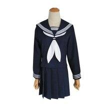 Anime cosplay aisaka taiga jk japonês diário shool uniforme dia das bruxas traje marinheiro terno superior + saia gravata