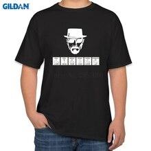 Chemistry Heisenberg Men T Shirt Short Sleeve Fashion Pre-Cotton Tee Shirt Homme Cool Top Quality T-Shirt For Men 2017
