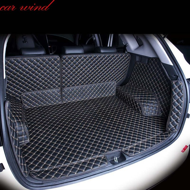 Aliexpress.com : Buy Car wind Custom car trunk mat For hyundai creta 2016 2017 IX25 ix35 Cargo