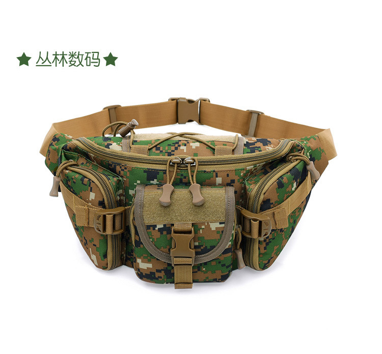 b738e77b9ffb Detail Feedback Questions about FREE KNIGHT Camouflage Waist Bag ...