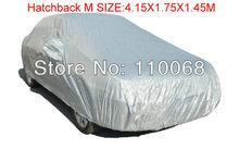 M size 4.15*1.75*1.45M universal car covers suit for lada lifan mazda skoda octiva kia car cover
