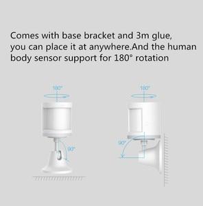 Image 3 - Aqara Human Body Sensor Smart Body Movement Motion Sensor Zigbee Connection holder stand Mi home App homekit via Android&IOS