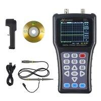 Jinhan JDS6031 Nuevo Osciloscopio Manual 1CH 30 M 200MSa/S Con Juego De Cables De Sonda Con Cargador USB jinhan Osciloscopio