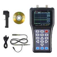 Jinhan JDS6031 Nuevo Osciloscopio manuel 1CH 30 M 200MSa/S Con Juego De câbles De Sonda Con Cargador USB jinhan Osciloscopio