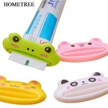 2 шт выдавливатель для зубной пасты в форме животного